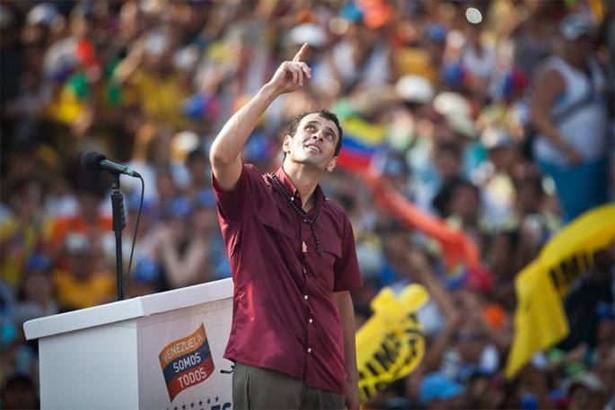 Caprilesek hauteskunde prozesua berrikusteko eskatu du, baina ez ditu emaitzak inpugnatu