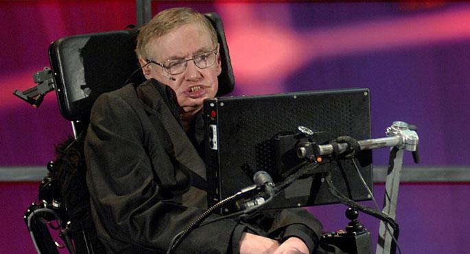 Stephen Hawking fisikariak Israeli boikota egingo dio