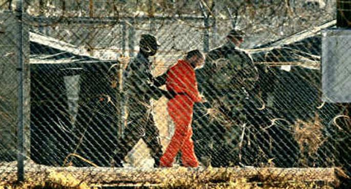 Guantanamon, 100 egunez gose greban