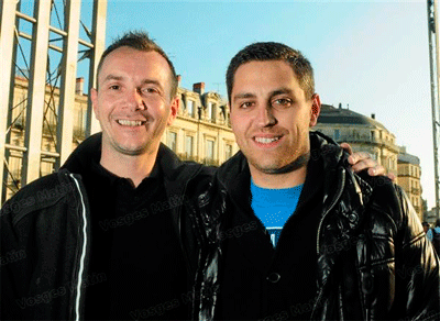 Frantziako Estatuko lehen ezkontza homosexuala gaur egingo da