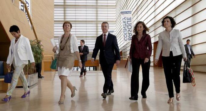 Jaurlaritzak 120 milioi bideratuko ditu 'Basque Country' marka sustatzera