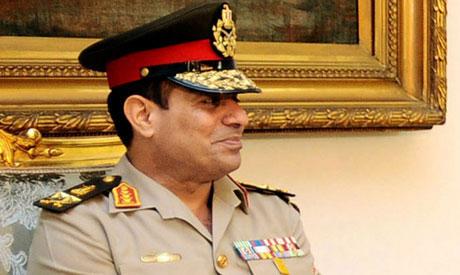 Egiptoko militarrak eta oposizioaren memoria laburra
