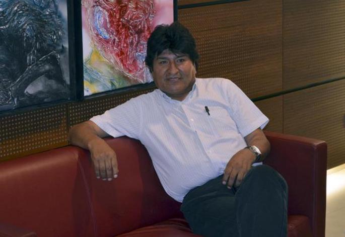 Evo Morales, Snowden eta Europako gobernu bananeroak