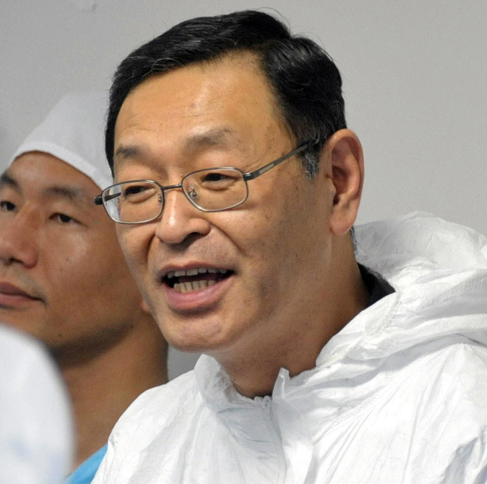 Minbiziz hil da Masao Yoshida, Fukushima Daiichiko zuzendaria
