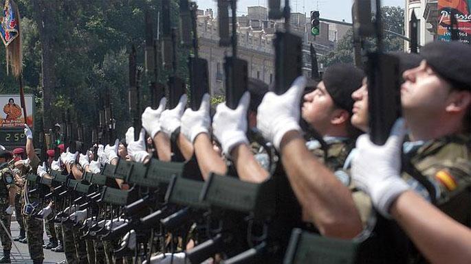 Espainiako Gobernuak ez du instalazio militarrik itxiko EAEn