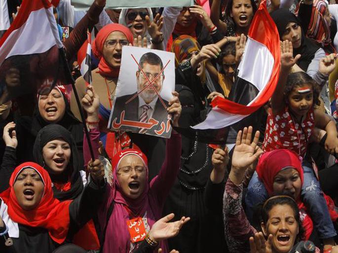 Obamak jarraituko al du Egiptoko armadari laguntza ematen?