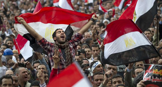 �Egipton indar politiko ezkertiar baten gabezia da larriena�