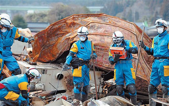 Fukushima: langileen artean minbizi arriskua hamaika aldiz altuagoa esandakoa baino