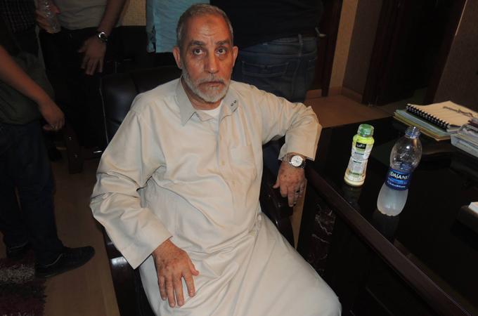 Anaia Musulmanen buruzagia atxilotu dute Egipton