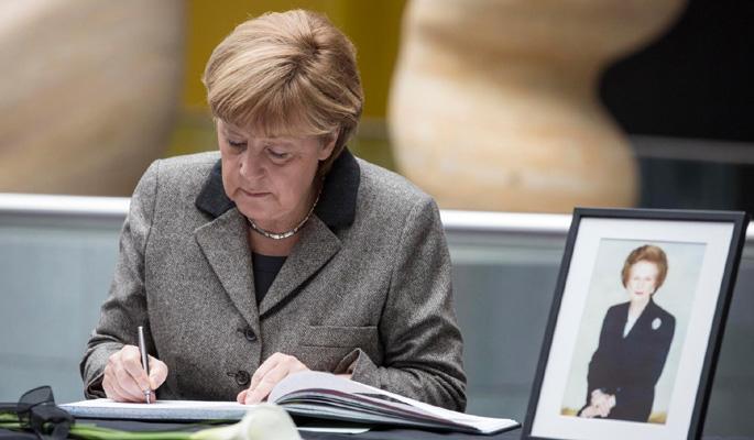 Lau urte gehiago Merkelen Thatcherismoarekin?