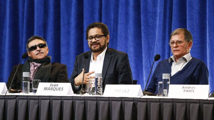 FARC eta Kolonbiako Gobernua negoziazio mahaira itzuliko dira