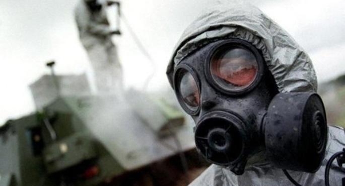 Britainia Handian dute jatorria Sirian ustez erabili diren arma kimikoek?