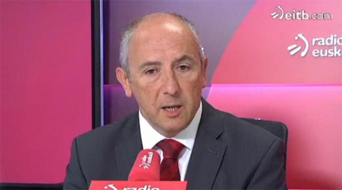 Presio fiskala handitu nahi du Eusko Jaurlaritzak