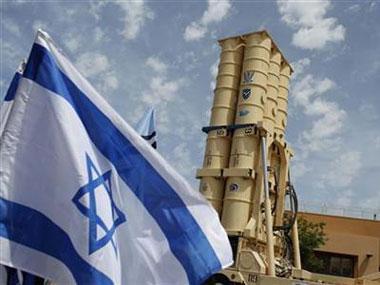 Damaskoren suntsiketa masiboko armak� eta Tel-Avivenak