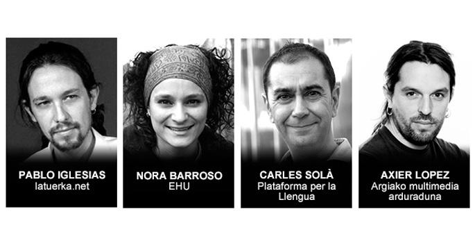 Euskarabildua jardunaldiak, multimedia produkzioaren gakoak aztergai Donostian