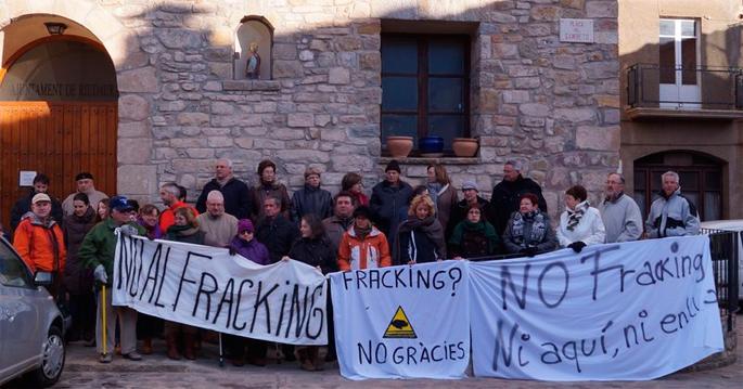 Kataluniako Gobernuak ez du fracking-a baimenduko