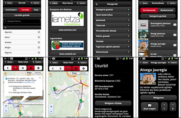 Ihesi aplikazioa Gipuzkoako 2013ko aplikazio onenen lehiaketan saritua