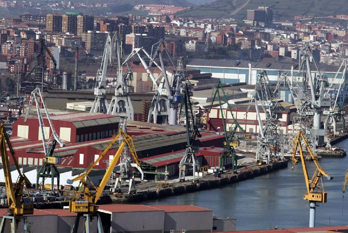 Ontziolen auziagatik EBri 126 milioi euro itzuli behar dizkiola dio Espainiak