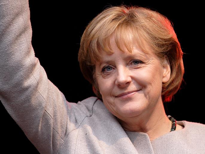 Angela Merkelek gehiengo osoa lortu du ia