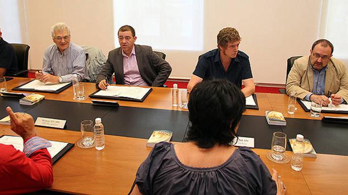 Nafarroako Politika Orokorraren Eztabaidan hauteskundeak aurreratzeko eskatuko du oposizioak