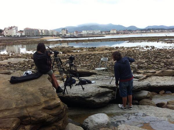 'Zohardia', Josu Muguruzari buruzko film dokumentala