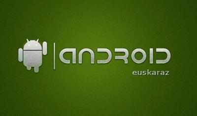 Amaitu dute Android euskaratzen