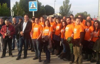 Gaurtik abendura luzatuko da 40 gazte independentistaren aurkako epaiketa