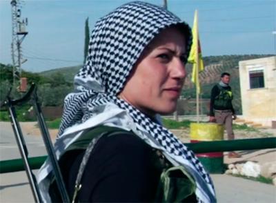 Siriako kurduen borrokari buruzko dokumentala