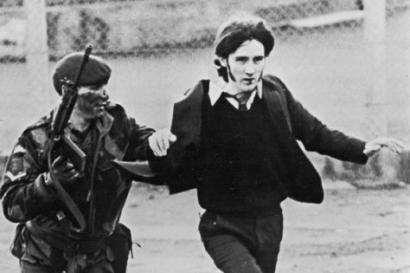 'Bloody Sunday' eragin zuten soldadu britainiarrak auzipetu ditzakete
