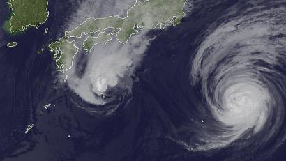 Fukushiman 7,3ko lurrikara, orain Francisco tifoia, laster Likema