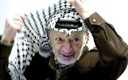 Baieztatuta: Arafat pozoituta hil zuten