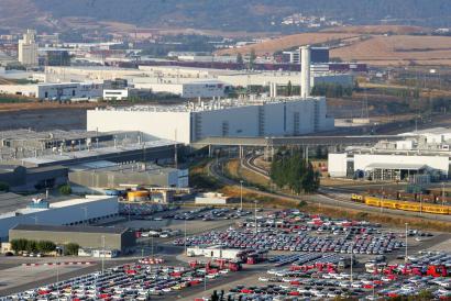 Nafarroako industria langileek Alemaniakoek baino %52 gutxiago kobratzen dute