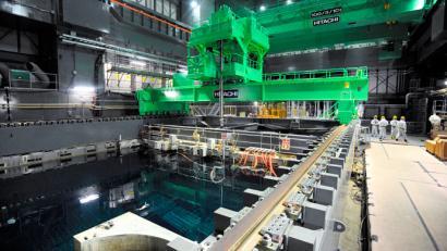 Fukushima-4ko biltegia husten hasi dira