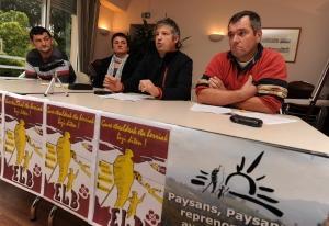 ELB sindikatuak salatu du diru-laguntzak soilik abeltzain handientzat direla