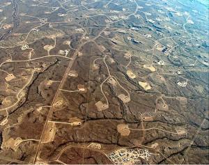 Frackinga eta industriaren hitz-jokoak