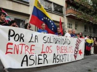 Venezuelan atxilotuta dagoen Asier Guridi iheslariak gose greba utzi du