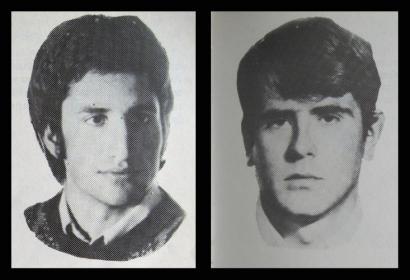Duela 40 urte hil ziren Joxe Etxeberria eta Jon Pagazaurtundua ETAko kideak