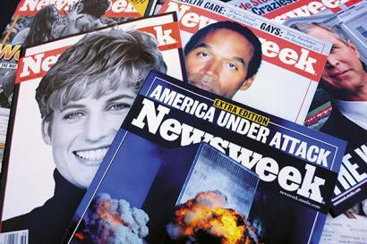 Newsweek aldizkaria paperean argitaratuko da berriz