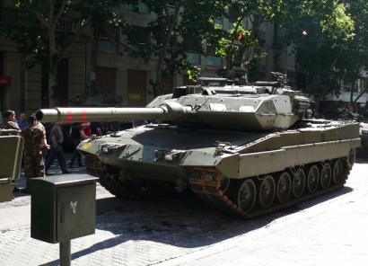 Espainiako zor militarra: 1.440 milioi euro �ezkutatuta�