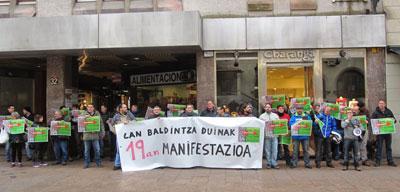 Mobilizazioak Hego Euskal Herrian<br>pentsio eta lan erreformen aurka