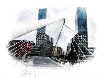 Zingiratik zubiaren aurrean: Chirbes, Calatrava, Pott