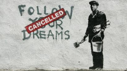 Street art, graffitiak, arte urbanoa