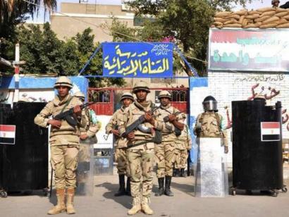 Egipto gerrara bezala doa erreferendum konstituzionalera