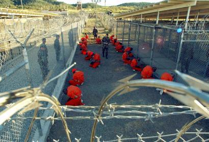 Guantanamok bost urte daramatza<br>noiz itxiko zain