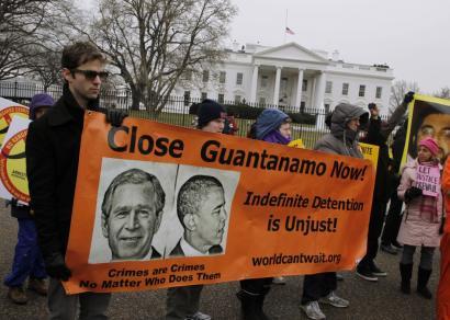 Guantanamo itxi eta Afganistandik tropak ateratzeko urtea, Obamaren arabera