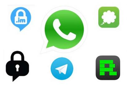 Whatsapparentzat alternatiba bila?