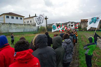 EPPK-k kolektiboko presoak banan-banan Euskal Herrira eramateko eskatu du