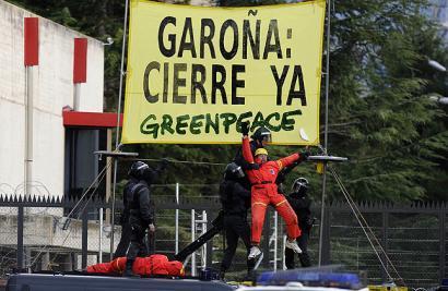 Garo�ako zentral nuklearraren itxiera berretsi du Espainiako Auzitegi Nazionalak