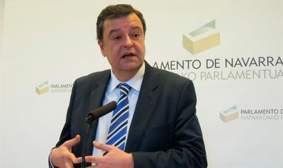 Lizarbe, Nafarroako Ogasunari buruzko ikerketa batzordeko presidente