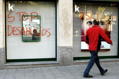 Kutxabank: gehiegizko interesak hipotekek kaltetutakoentzat